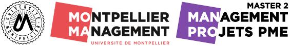 Master 2 management de projets pour la PME-PMI Logo